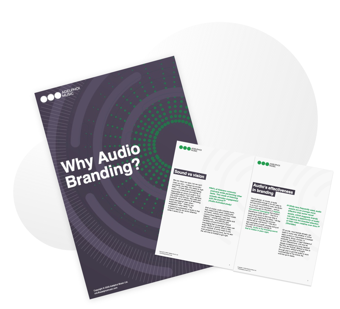 Audio Branding guide